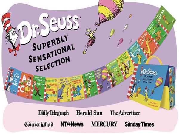 Dr Seuss Promotion